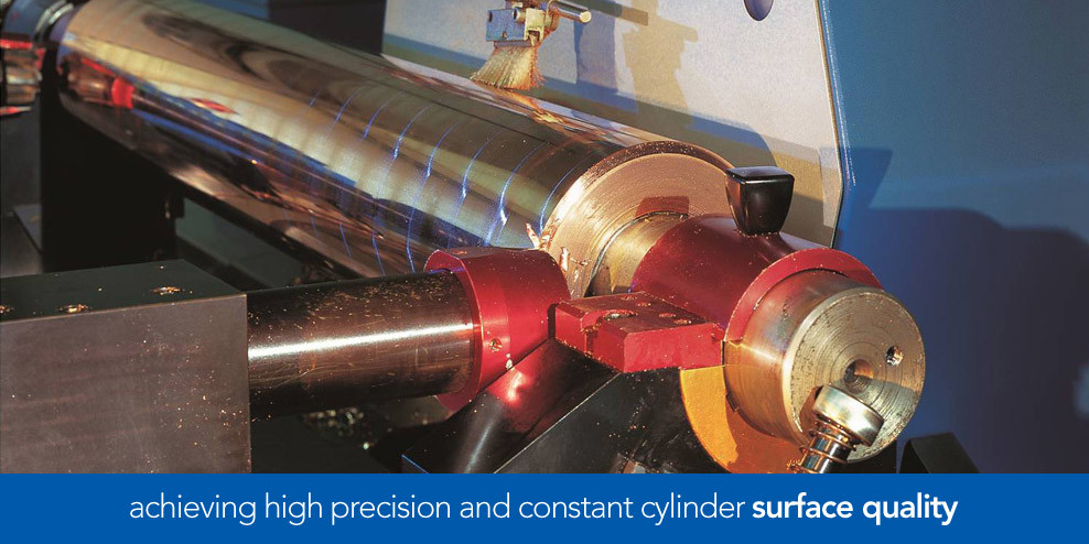 High Precision is Cylinder Surface Quality