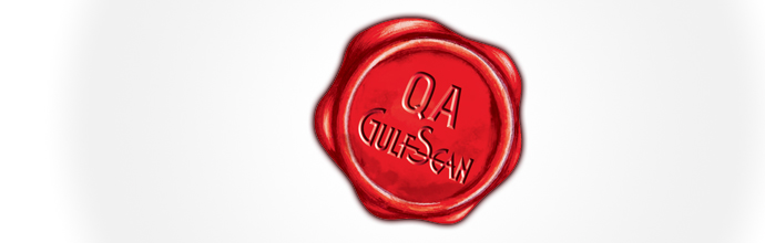 Gulfscan's seal of Quality Assurance
