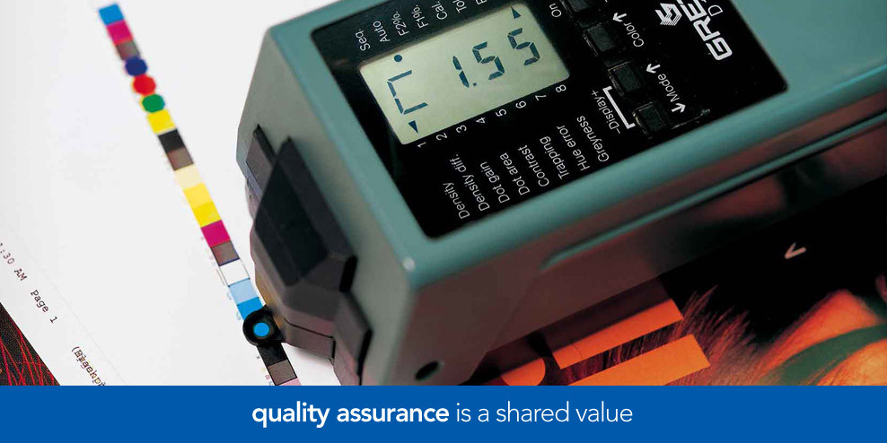 Quality Assurance is a Shared Value at GulfScan